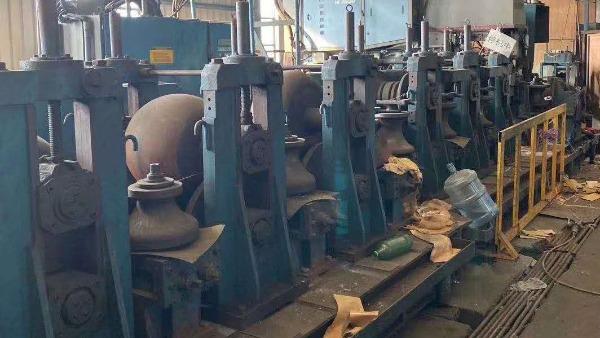 165扩219台湾二手焊管机组