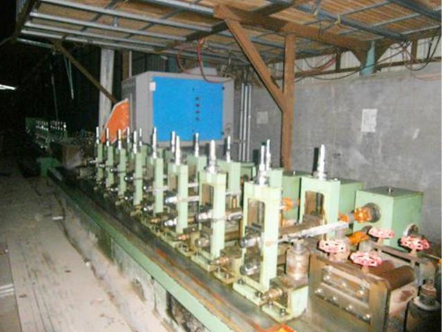 扬永50扩76二手焊管设备