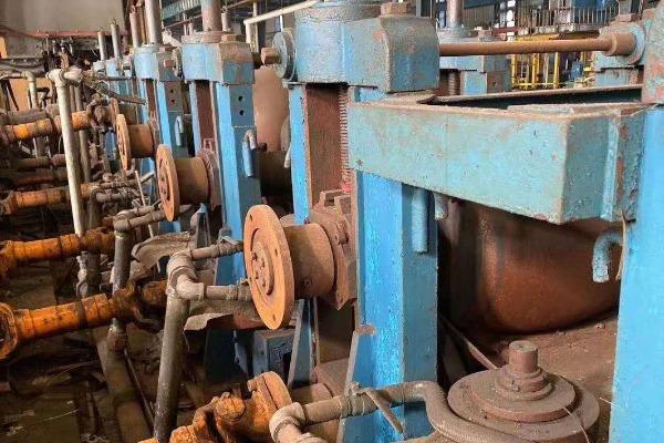 台湾165扩219重型焊管机组