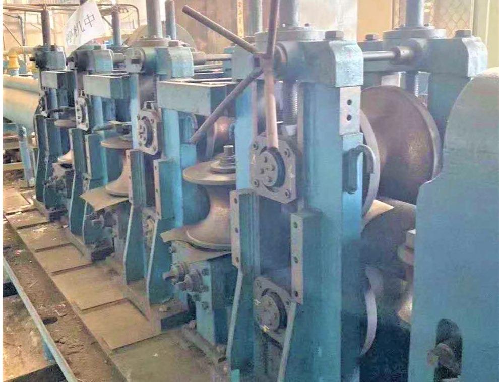 165扩219台湾焊管机组