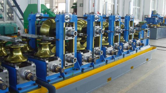 为什么顾客想选择二手高频焊管机组?