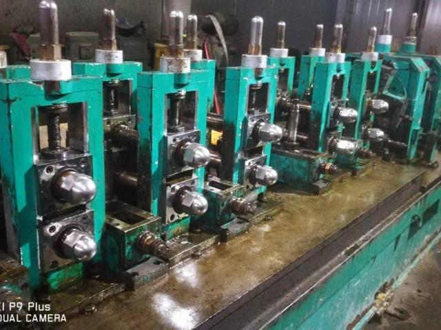 二手南扬32扩50焊管机组