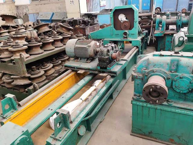 改善二手焊管生产线中锯切质量的措施