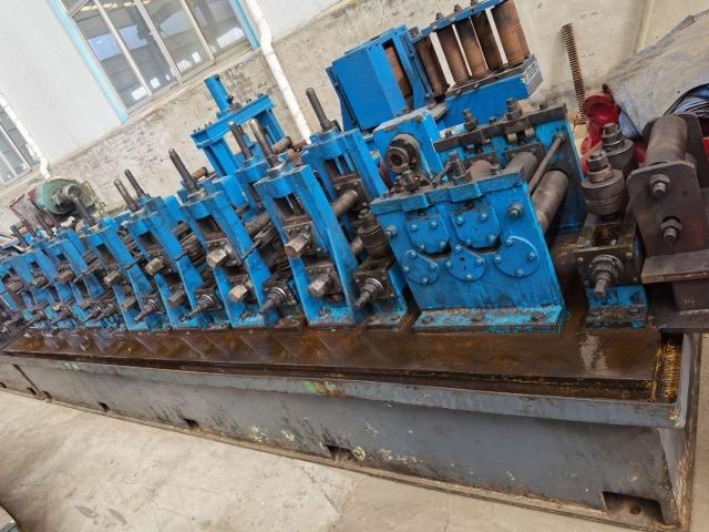 二手直缝焊管设备常见工艺造成缺陷的主要原因