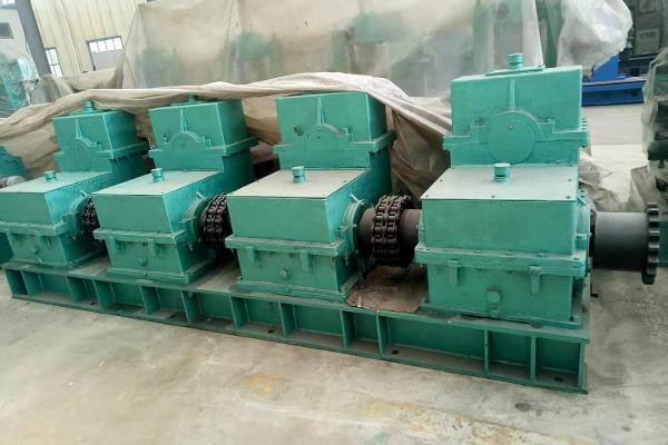 加重型114二手焊管机组右进料