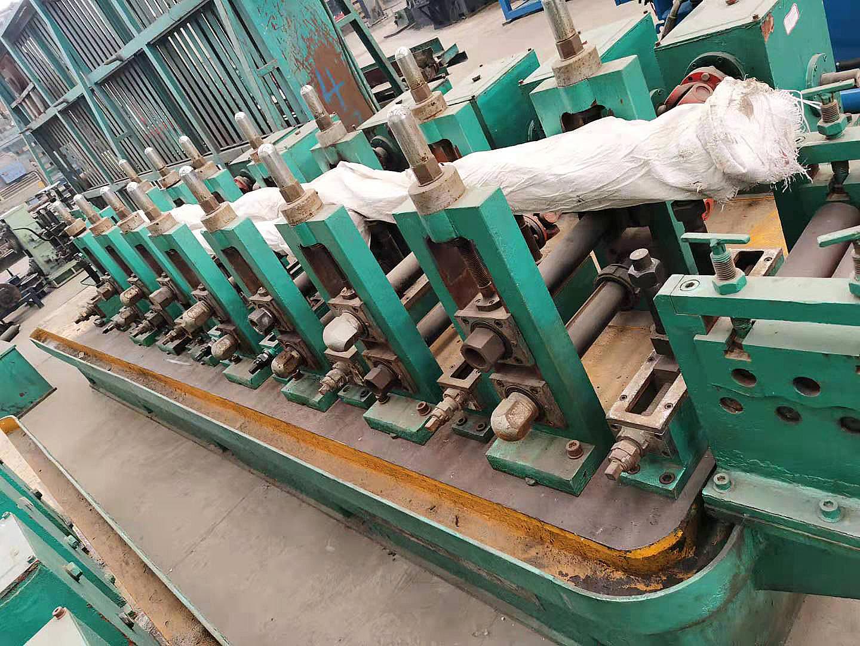 二手高频直缝焊管设备