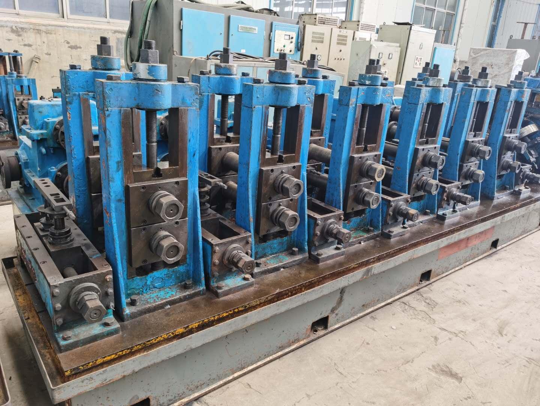 生产镀锌方管的机器