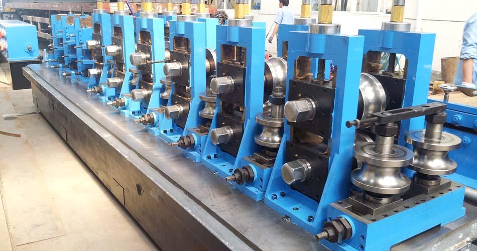 二手焊管生产流水线