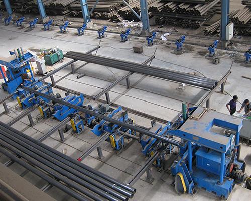 方管成型焊接生产线