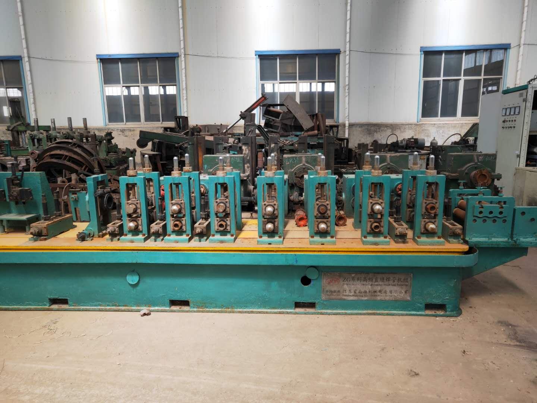 高频焊管机设备