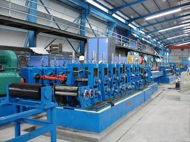 针对二手高频焊管设备里感应线圈的设计和匹配的影响