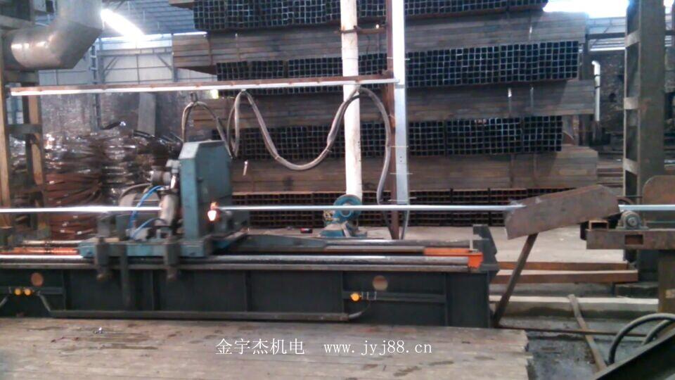 二手高频焊管机组飞锯操作台日常保养须知