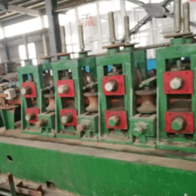 高频焊管设备生产线