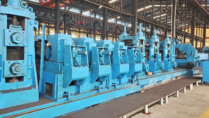 二手大型焊管机组
